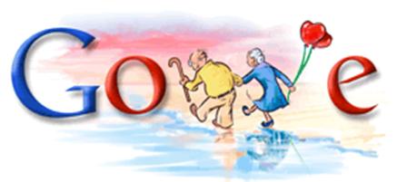 Apakah ini menandakan Google merayakan Valentine? Terlepas dari itu